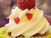 Cupcakes Framboises Chocolat blanc pour semaine goût l'Univeristé Paris-Est Créteil (UPEC)