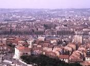 Marseille, grande ville loin Montélimar.