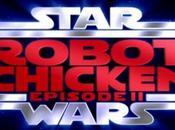 Robot Chicken Star Wars: parodie intergalactique