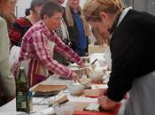 Retour ateliers cuisine Fête jardiniers Barlin