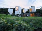 Maison contemporaine entre béton nature