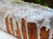 Cake citron graines pavot