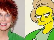Marcia Wallace voix d'Edna Simpson morte
