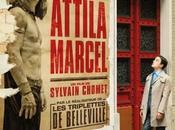 Critique Ciné Attila Marcel, madeleine périmée