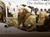 Nouvelle-Zélande boom tourisme cinématographique.