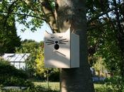 [Jolies choses] cabane oiseaux déco…pour amis chats
