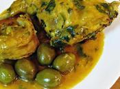 Lapin olives citron