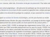 Wikipedia l'OCDE