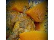Mafé poulet sauce arachide