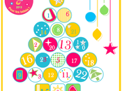 calendrier l'Avent plein cadeaux