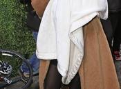 Kardashian avec Bébé North New-York 19.11.2013