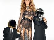 PHOTOGRAPHIE Daft Punk Gisele Bündchen Terry Richardson