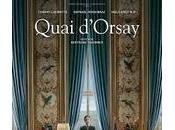 Film Quai d'Orsay» Bertrand Tavernier (sorti 6/11/2013)