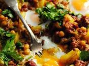 vendredi c'est retour vers futur… 'Tit ragoût merguez pommes terre pois chiche œufs… souvenir d'un jour flemme