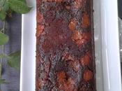 Quatre-quarts chocolat, poire bergamote