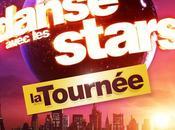 casting complet tournée Danse avec Stars