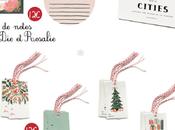 beaux paquets pour Noël