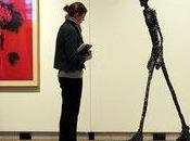 74,2 millions sculpture plus chère monde L'homme marche Giacometti