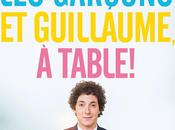 GUILLAUME GARCONS, TABLE Film Guillaume GALLIENNE