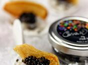 {noël 2013} Tartare saint-Jacques caviar