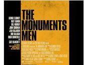 """Nouvelle bande annonce Monuments Men"""" avec George Clooney, sortie Mars 2014."""