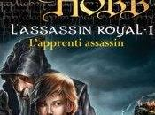 L'Assassin royal l'apprentissage d'un futur assassin (Robin Hobb)
