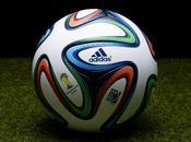 Brazuca, ballon officiel Coupe Monde 2014
