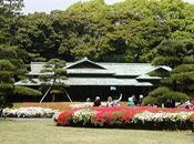 Japon jardins palais impérial