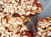 Roulés pommes abricots secs farine châtaigne (vegan)