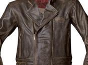 Cadeau Noël: blouson moto cuir vieilli prix motard