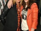 Kristen Stewart supporte amie Jillian Dempsey lancement collection bijoux Malibu 04.12.203