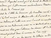 Lettres perdues Giacomo