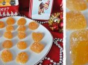 Pâte fruits clémentine