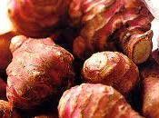 Recette d'actualité pour légumes oubliés: topinambour
