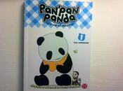 Manga Pan'Pan Panda, douceur