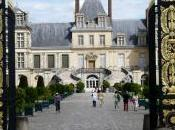 rendait Château Fontainebleau pour Fêtes