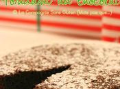 Fondant chocolat, sans gluten, lait, soja, fruits coques arachides.