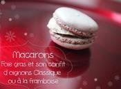 Petits macarons foie Gras offrir #Battlefood14