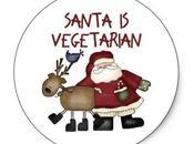 Passer Noël avec végétarien