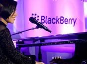 Alicia Keys quitte BlackBerry