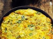 samedi serait-il jour bonheur domestique tortilla patatas herbes four parce qu'il bien rien faire… presque