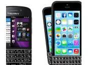BlackBerry accuse plagiat clavier iPhone Typo