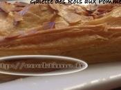 Galette Rois Pommes Amandes