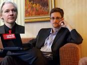 Edward Snowden, Julian Assange, policiers Montréal, sans-abri poteau restaurant McDonald's...