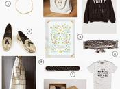 Shopping list: selection soldes