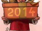Meilleurs Voeux 2014 auteurs