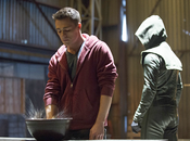 "Arrow Synopsis photos promos l'épisode 2.12 ""Tremors"""