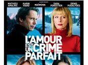 L'amour crime parfait Jean-Marie Arnaud Larrieu