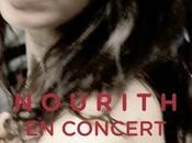 Laissez-vous enchanter Nourith, concert Divan Monde, jeudi Janvier 2014, 20h.