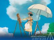 Hayao miyazaki│le vent leve